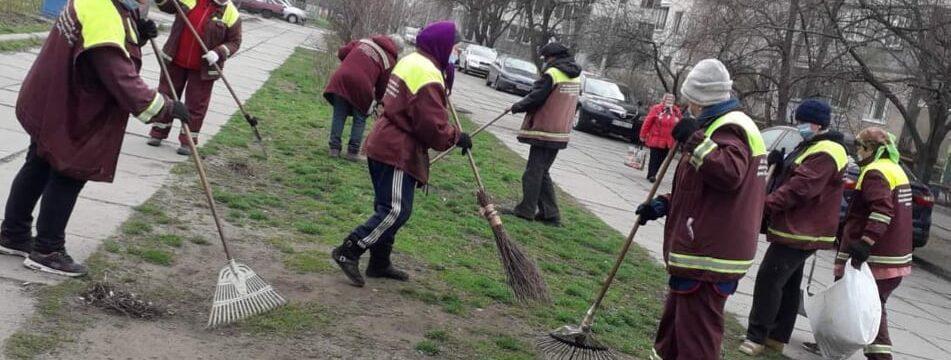 Покращуємо благоустрій нашого Дарницького району!